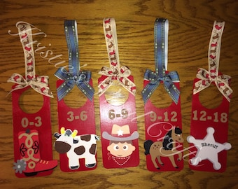 Baby Wooden Closet Dividers