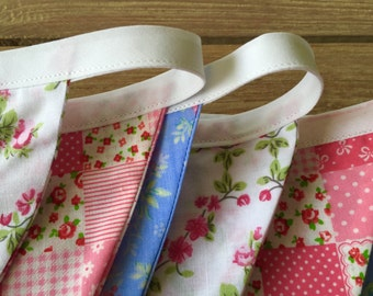 English Country Garden Bunting.