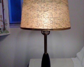 1960's Lynard Of California Designer Cork Lamp