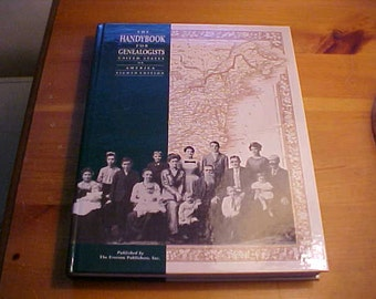 The Handybook for Genealogists United States of America