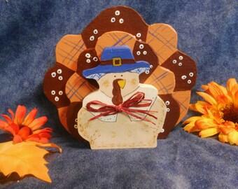 Thanksgiving Fall Turkey