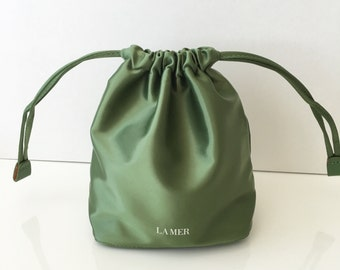 Brand new La mer String Bag pouch