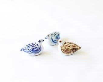 Ceramic Handmade Birds