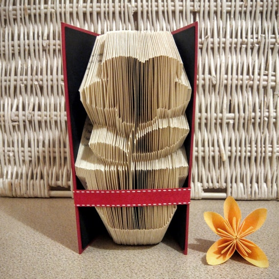 Mothers Day Gifts for Mum Unique Gifts Folded Book Art