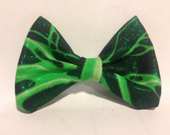 Electric Sparkle Bow