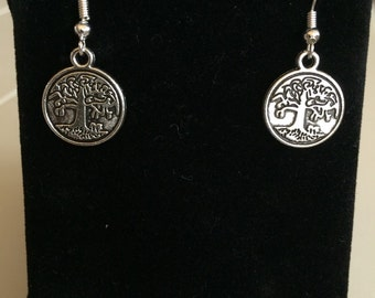 Double Sided Tree Medallions