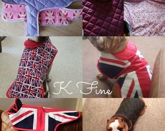 Handmade Dog Coat