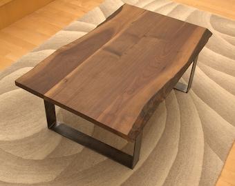 Black Walnut Hardwood Table