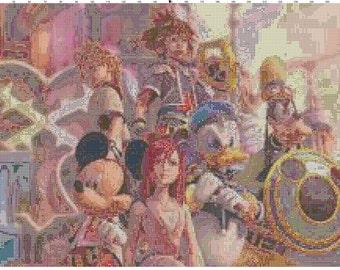 Kingdom Hearts - Hero's Gathering KH001