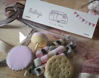 Cadeau gourmand pour les petits invités - Mariage - Cadeau enfant- commande min 10