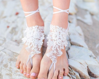 Barefoot Sandals Perfect for a Beach Wedding