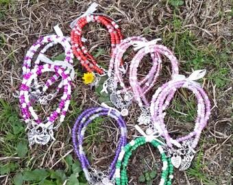Friendship Bracelets (Hope, Joy)