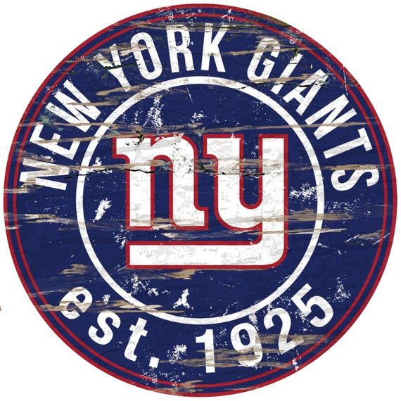 new york giants established search