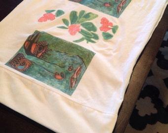 Kauai Pillowcases ( king size set).