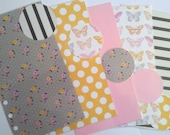 Butterfly Double Sided Planner Dividers in Pocket, Personal & A5