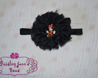 Minnie Mouse Infant Headband