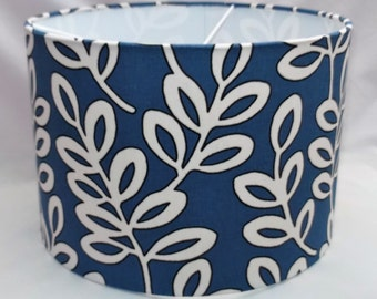 Handmade lampshade - Leaves