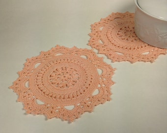 Small Doilies - set of 2 (#01-06-4)