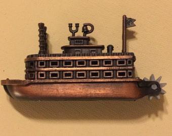 Mark Twain Steamboat Pencil Sharpener