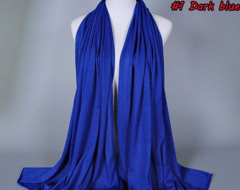 CHEAP Jersey Scarves Hijabs