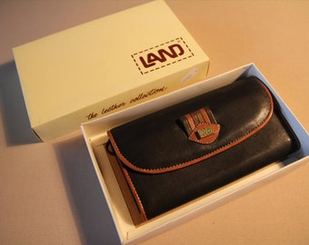Wallet Leather LAND
