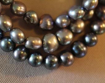 Triple banded Pearl BRACELET