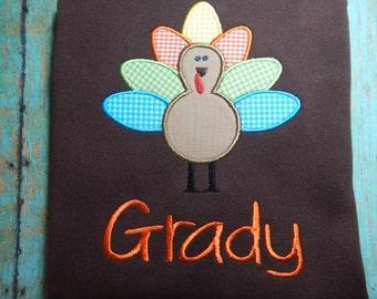 Boys Thanksgiving Shirt; Boys Turkey shirt; Boys Fall shirt; Baby boy Thanksgiving; SHIPS 3-5 days