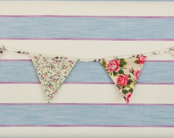 Stella Floral Bunting