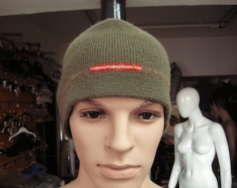 Vintage Austrian Army Woolly Hat - NEW