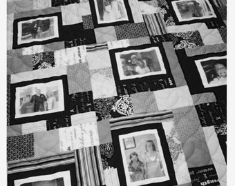 Zambrano Custom Photo Quilt