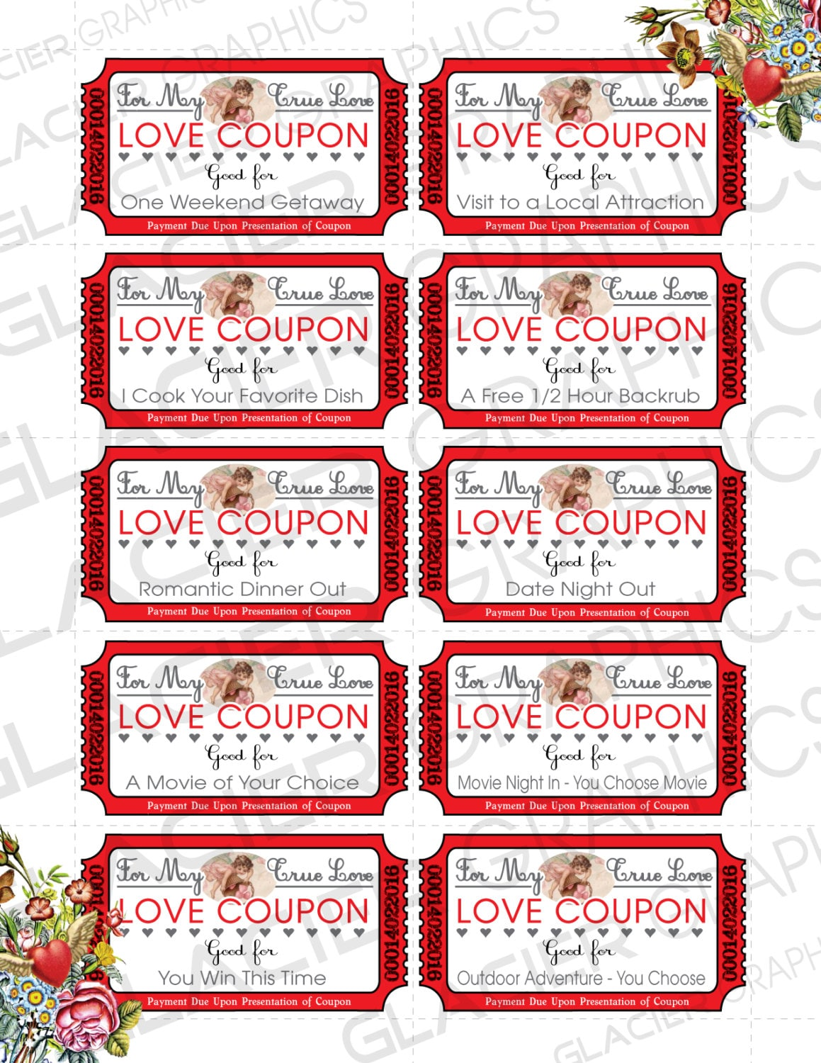 Love coupons promo code