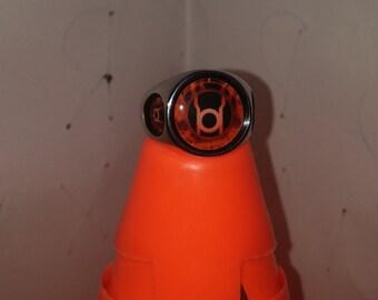 Red Lantern Corps ring