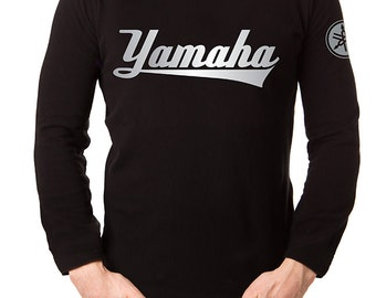 Yamaha shirt, long sleeves