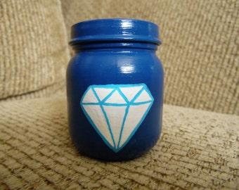 Diamond jar