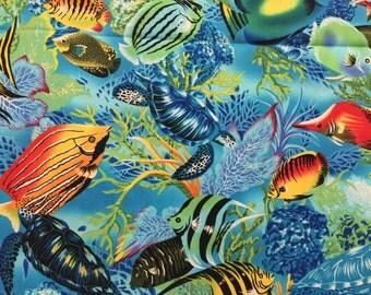 Under the Sea Window Valance