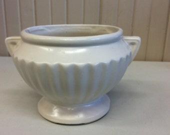 Porcelain Short Style Planter