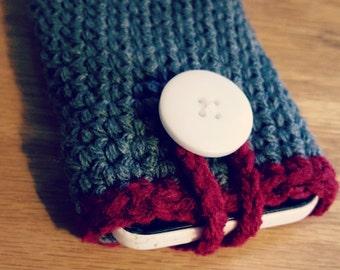 Crochet Phone Cozy
