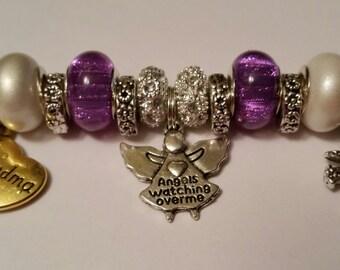 Memory Braclelet In Light Purple