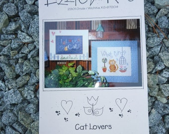 Cat Lovers - Lizzie*Kate