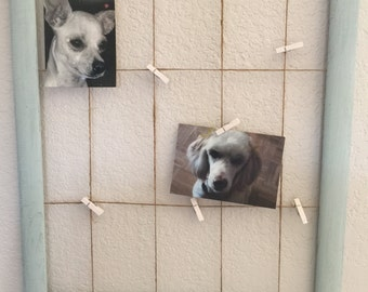 Shabby Chic Multi Picture Frame