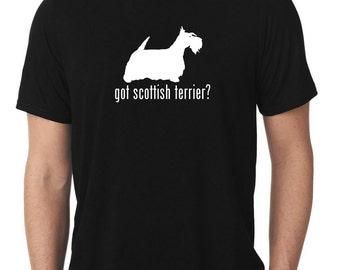 Got Scottish Terrier T-Shirt scottie  T1232