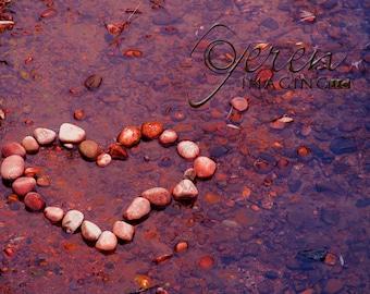 Heart, Zen Photography, Love Photography, Anniversary Photo, Love Art Photo, Inspirational Photo, Peaceful Photo, Spiritual Art, Zen, Love