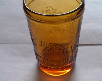 Jack and Jill Went Up the Hill Tiara Glass