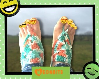 Barefoot boho sandals all sizes foot decoration.