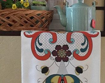 Nordic tea towel