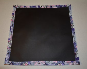 My Little Pony Travel Chalkboard Mat