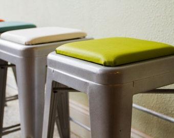 Square Stool Cushion for Metal Stools (Tolix Tabouret OSP Bristol Carlisle & Tolix | Etsy islam-shia.org