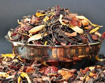 Chocolate Orange Loose Leaf Tea - Chocolate Tea - Loose Leaf Tea - Loose Leaf Tea - Tea - Tea Gift