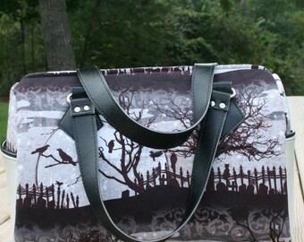 Blanche Barrel Handbag