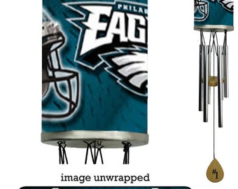 Philadelphia Eagles Wind Chime